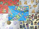Baby Nursery brushed cotton children's print stretch fabric suitable for crafts