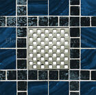 Ebbe Unique Series Square Shower Drain Grate and Body Ship Same Day