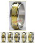 Stock Anelli Anello Unisex Ring Uomo Donna Anillo Man Sexy Anel Woman Gold HC20
