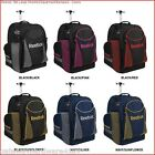 Reebok 18K Wheeled Backpack Ice Hockey Bag Many Colors and Sizes Available