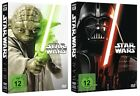 Star Wars: The Complete Saga I-VI (1+2+3+4+5+6) * NEU OVP * DVD Box Set