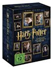 Harry Potter Komplettbox Teil 1+2+3+4+5+6+7.1+7.2 * NEU OVP * 8 DVD Box #