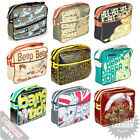 Sports Bags. Retro Cartoon Large Satchel Holiday Travel School Boys Girls Cool