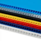 4mm Coloured Correx Fluted Board 1000 x 1000 Correx Sheet Corrugated Plastic Sig