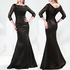 2013 Long Mermaid Party Formal Evening Ball Prom Cocktail Dresses Wedding Gowns