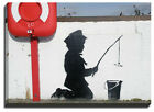 Canvas Print Banksy Wall Art - 33