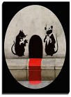 Canvas Print Banksy Wall Art - 44