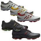 ECCO BIOM GOLF SHOES -  MENS WATERPROOF / PERFORMANCE GOLF SHOES *NEW COLOURS*