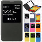 For Samsung Galaxy Note 3 Premium Side Flip Protector Phone Case Cover Accessory