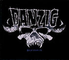 DANZIG Official LICENSED Sew-on WOVEN PATCH