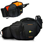 Camera Backpack Bag Shoulder Waist Chest Bag For DSLR Canon 5DII Nikon Sony Fuji