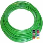 LT GREEN (+ 11 TRACERS - THINWALL 1mm2 Automotive Cable/Wire 16.5A  per 5 metres
