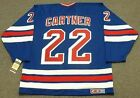 MIKE GARTNER New York Rangers 1992 CCM Vintage Away NHL Hockey Jersey
