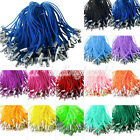 100pcs Mobile/Cell Phone Dangle Lanyard Strap String Thread Cords 14 Colors 50mm