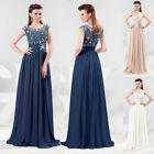 3Colors Lady Formal Cocktail Prom Evening Dresses Bridesmaid Wedding Party Dress