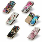 Colorful Design Wallet Card Leather Case for Samsung Galaxy S4, SGH- i337 i545