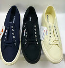 "Superga Mens Cotton Canvas ""COTU CLASSIC"""