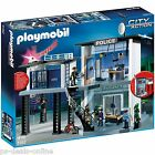 Brand New�Playmobil Police Station with Alarm System 5182