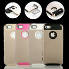 Shockproof Dirt Dust Proof Hard Matte Cover Case For iPhone 5 5S + Screen Guard