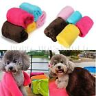 Pet Dog Puppy Cat Mat Fleece Warm Bed Blanket Quilt Cushion Pad Car Seat Cover