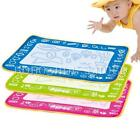 45x30cm Children Learning Water Doodle Mat Draw Painting Play Magic Pen Kid Gift