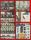 Commemerative sets 2011 - 2013 UNMOUNTED MINT or VERY FINE USED. SG 3136 onwards