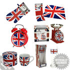 COOL BRITANNIA Union Jack Retro Funky Home Giftware Kitchen Equipment Baking