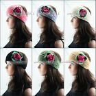 Fashion Women Girl Lady Headband Hair band women Knit crochet Headwrap