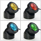 1/2/3/4/8/10/12 LED Outdoor spot Lights for underwater fountain fish Pond garden