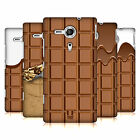 HEAD CASE DESIGNS CHOCOLATY CASE COVER FOR SONY XPERIA SP C5303