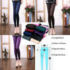 New Women Winter Warm Pantyhose Footless Tights Leggings Stockings From UK