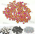 Hot Fix Rhinestones, EIMASS® 7767 DMC Glass Crystals, Flat back Gems, Diamante
