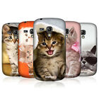 Head Case Cats Protective Back Case Cover For Samsung Galaxy S3 Iii Mini I8190