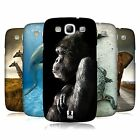 HEAD CASE WILDLIFE PROTECTIVE BACK CASE COVER FOR SAMSUNG GALAXY S3 III I9300