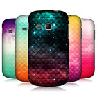 HEAD CASE PRINTED STUDDED OMBRE BACK CASE COVER FOR SAMSUNG GALAXY MINI 2 S6500