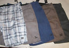NEW BILLABONG swim boardshorts board shorts trunks hybrid gray brown black blue