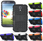NEW GRENADE RUGGED TPU SKIN HARD CASE COVER STAND FOR SAMSUNG GALAXY S4 S 4 IV