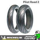Michelin Pilot Road 2 Sport Touring Motorcycle / Bike / Motorbike Tyre