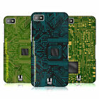 HEAD CASE DESIGNS CIRCUIT BOARDS CASE COVER FOR BLACKBERRY Z10
