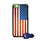American Flag Case for iPhone 5c, Cell Cover, USA