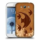 HEAD CASE DESIGNS WOOD CRAFT CASE COVER FOR SAMSUNG GALAXY GRAND I9082 I9080