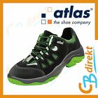 Safety Boots Atlas  S1P ALU-TEC 165 XP Green UK 2-15