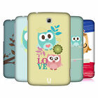 HEAD CASE DESIGNS KAWAII OWL CASE COVER FOR SAMSUNG GALAXY TAB 3 7.0 P3200 T210