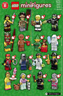Lego Mini Figures Series 11 choose from 16 figures Brand New