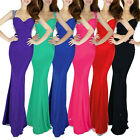 New Evening Wedding Bridesmaids Dress Party Formal Prom Maxi Long Dresses Gown