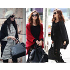 Women's Batwing Cape Poncho Knit Bolero Poncho Cardigan Sweater Tops Shawl Coat