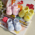 Baby Newborn Infant Kid Soft Sole Crib Shoes Anti-slip Heart Toddler Prewalker