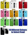 Apple iPhone 4  4S Back Glass Replacement Housing Rear Battery Cover 12 Colors