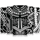 HEAD CASE DESIGNS SAMOAN TATTOO CASE COVER FOR HTC ONE MAX