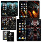 TaylorHe Spiral Direct Gothic iPad Air, Mini, iPad 2, 3 & 4 Skin Stickers Decals